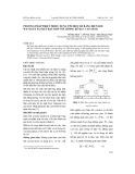 Phương pháp triệt nhiễu xung tín hiệu RF bằng biến đổi Wavelet Packet kết hợp với thống kê bậc cao (HOS)