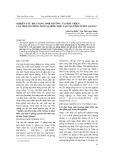 Nghiên cứu khả năng sinh trưởng và phát triển của một số giống ngô lai mới chọn tạo tại tỉnh Tuyên Quang