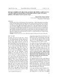 Kết quả nghiên cứu khả năng áp dụng hệ thống canh tác lúa cải tiến SRI Kết quả nghiên cứu khả năng áp dụng hệ thống canh tác lúa cải tiến SRIKết quả nghiên cứu khả năng áp dụng hệ thống canh tác lúa cải tiến SRI (system of rice intensification) cho vùng đất không chủ động nước tại Bắc Kạn