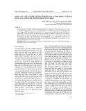 Khảo sát chất lượng bề mặt khuôn dập cò mổ động cơ RV125 được gia công bằng phương pháp xung điện
