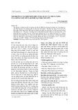 Ảnh hưởng của phân bón đến năng suất và chất lượng của giống ngô nếp lai HN88 tại Thái Nguyên