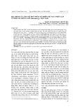 Đặc điểm của gen mã hoá nhân tố phiên mã nac1 phân lập từ một số giống ngô (Zea mays L.) Việt Nam