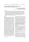 Các yếu tố ảnh hưởng thu nhập của hộ nông dân tại huyện Phú Lương, tỉnh Thái Nguyên