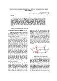Phân tích động học cơ cấu gạt phôi sử dụng phương pháp đại số phức