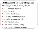 Bài giảng Quản trị nguồn ngân lực (Nâng cao): Chương 3 - PGS. TS. Dương Cao Thái Nguyên