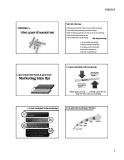 Bài giảng Marketing căn bản: Chương 1 - Nguyễn Ngọc Bích Trâm