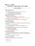 Bài tập môn Vật lý - Chương 1: Cơ học