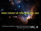 Bài giảng Thiên văn học - Bài: Hình thành và tiến hóa của sao