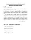 Đề thi học kì 1 môn Tiếng Việt lớp 4 năm 2017-2018 - Trường Tiểu học Nguyễn Viết Xuân