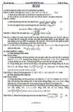 Đề ôn thi Đại học môn Toán - Trần Sĩ Tùng - Đề số 8