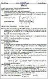 Đề ôn thi Đại học môn Toán - Trần Sĩ Tùng - Đề số 19