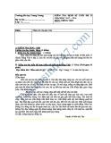 Đề thi học kì 2 môn Tiếng Việt lớp 4 năm 2017-2018 - Trường Tiểu học Trưng Vương