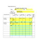 Đề kiểm tra HK 2 môn Địa lý lớp 7 năm 2012 - THCS Lê Quý Đôn