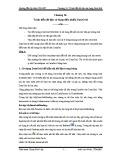 Bài giảng Hướng dẫn lập trình VB.NET - Chương 20: Trình diễn dữ liệu sử dụng điều khiển DataGrid