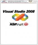 Giáo trình Visual Studio 2008 ASP.NET: Phần 1