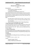 Bài giảng Hướng dẫn lập trình VB.NET - Chương 12: Khám phá cách xử lý file TEXT và chuỗi