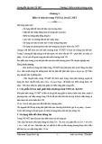 Bài giảng Hướng dẫn lập trình VB.NET - Chương 5: Biến và toán tử trong VISUAL BASIC.NET