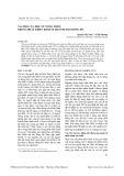 Vai trò của phụ nữ nông thôn trong phát triển kinh tế hộ ở huyện Đồng Hỷ