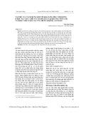 Vai trò của vách rừng đối với khả năng phục hồi rừng ở khu vực sau canh tác nương rẫy tại khu bảo tồn loài và sinh cảnh vượn Cao Vít, Trùng Khánh, Cao Bằng