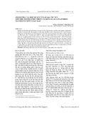 Ảnh hưởng của một số yếu tố lập địa chủ yếu đến sinh trưởng phát triển của keo lai (Acacia hybrid) tại Thái Nguyên và Bắc Kạn
