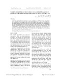 Nghiên cứu kỹ thuật nhân giống cây Sa nhân tím (Amomum longiligulare) bằng phương pháp nuôi cấy mô tế bào thực vật