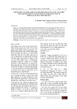 Ảnh hưởng của điều kiện lên men đến khả năng sinh tổng hợp chất kháng sinh của hai chủng xạ khuẩn K4 và HT 28 phân lập từ đất Thái Nguyên