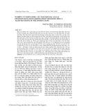 Nghiên cứu nhân giống cây Tam thất bắc (Panax pseudoginseng) bằng phương pháp giâm hom chồi củ tại huyện Hoàng Su Phì, tỉnh Hà Giang
