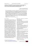 Nghiên cứu sinh trưởng các xuất xứ keo và bạch đàn trong các mô hình trồng rừng thâm canh tại xã Cây Thị, huyện Đồng Hỷ, tỉnh Thái Nguyên