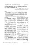 Một số vấn đề về quản lý nhà nước trong đầu tư trực tiếp nước ngoài tại tỉnh Thái Nguyên