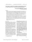 Thực trạng và một số yếu tố liên quan đến bệnh răng miệng của học sinh tiểu học người Mông tỉnh Yên Bái năm 2011