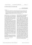 Tư tưởng về dân của Nguyễn Trãi