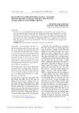 Quan niệm của sinh viên khoa Tâm lý - Giáo dục, Trường Đại học Sư phạm - Đại học Thái Nguyên về học sinh có năng khiếu trí tuệ