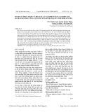 Đánh giá thực trạng và đề xuất các giải pháp nâng cao hiệu quả sử dụng đất bền vững tại xã Mỹ Yên, huyện Đại từ, tỉnh Thái Nguyên