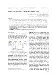 Nghiên cứu bộ lọc LCL cho bộ biến đổi nối lưới