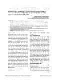Đánh giá việc chuyển mục đích sử dụng đất nông nghiệp sang đất phi nông nghiệp trên địa bàn huyện Thanh Liêm, tỉnh Hà Nam giai đoạn 2006 - 2010