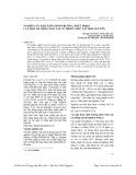 Nghiên cứu khả năng sinh trưởng, phát triển của một số giống ngô lai có triển vọng tại Thái Nguyên