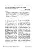 Tín ngưỡng liên quan đến nông nghiệp của người Sán Dìu ở huyện Đồng Hỷ, Thái Nguyên