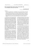 Phát ngôn hỏi trong Truyện Kiều với việc biểu thị các hành động ngôn ngữ gián tiếp
