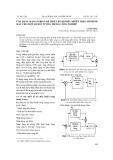 Ứng dụng mạng noron để thiết kế bộ điều khiển theo mô hình mẫu cho một số đối tượng trong công nghiệp