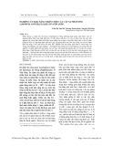 Nghiên cứu khả năng nhân chồi của cây Sa nhân tím (Amomum longiligulare) ở vườn ươm
