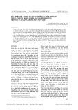 Bàn thêm về vấn đề dự đoán thời cơ, chớp thời cơ tiến lên tổng khởi nghĩa giành chính quyền trong cách mạng tháng Tám năm 1945