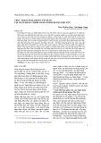 Thực trạng hoạt động tín dụng tại ngân hàng chính sách xã hội huyện Phổ Yên