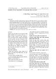 Nghiên cứu sự tạo phức của Samari với L-Glyxin