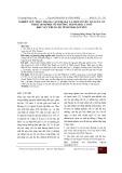 Nghiên cứu thực trạng cận thị giả và một số yếu tố nguy cơ ở học sinh một số trường trung học cơ sở khu vực trung du tỉnh Thái Nguyên