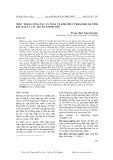 Thực trạng công tác an toàn vệ sinh thực phẩm 2010 tại tỉnh Bắc Kạn và các yếu tố ảnh hưởng
