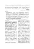 Những phương hướng và giải pháp cơ bản nhằm thực hiện vấn đề bình đẳng dân tộc ở tỉnh Thái Nguyên giai đoạn hiện nay