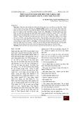 Phân loại tim bẩm sinh điều trị ở khoa nhi Bệnh viện Đa khoa Trung ương Thái Nguyên