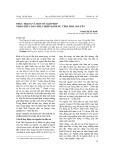 Thực trạng và một số giải pháp nhằm thúc đẩy phát triển kinh tế tỉnh Thái Nguyên