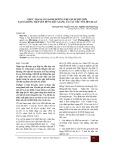 Thực trạng suy dinh dưỡng trẻ em dưới 5 tuổi tại xã Đồng Việt - Yên Dũng - Bắc Giang và các yếu tố liên quan