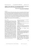 Nghiên cứu đặc điểm thực vật, thành phần hóa học và khả năng nhuộm màu của cây lá cẩm thu hái tại Thái Nguyên